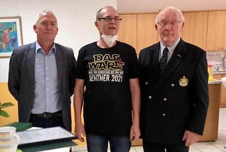 Dierk Sutter, Gottfried Dederichs, Klaus-Peter Pokolm